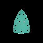 Woodcap Velcro-schuurpapier Delta 11 gat