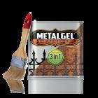 Woodcap Metalgel - Alle kleuren