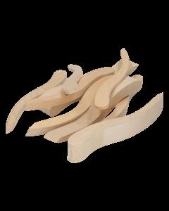 Afwerkspatel hout