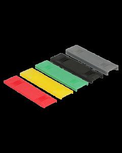 Kunststof 26mm raster/kussen blokjes